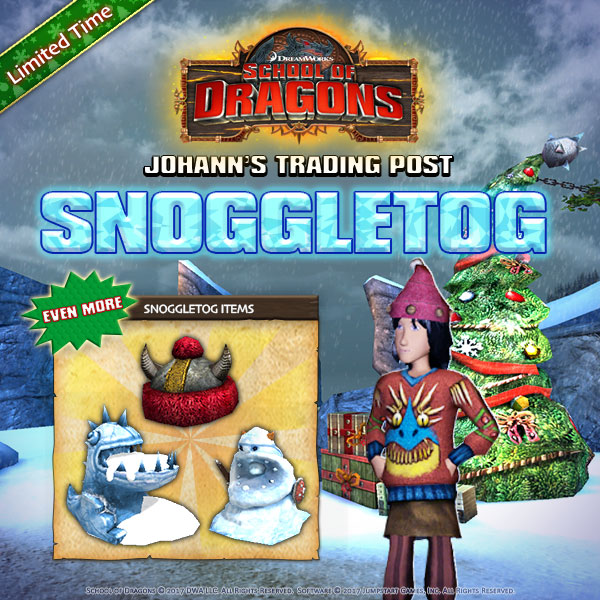 New snoggletog inspired items school of dragons how to train hiccup had been excitedly waiting for the arrival of snoggletog and as soon as the holiday season began he set out to create a few winter items that the ccuart Gallery