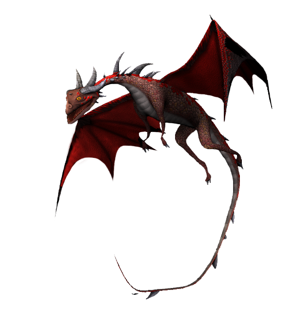 Grim Gnasher - Dragon